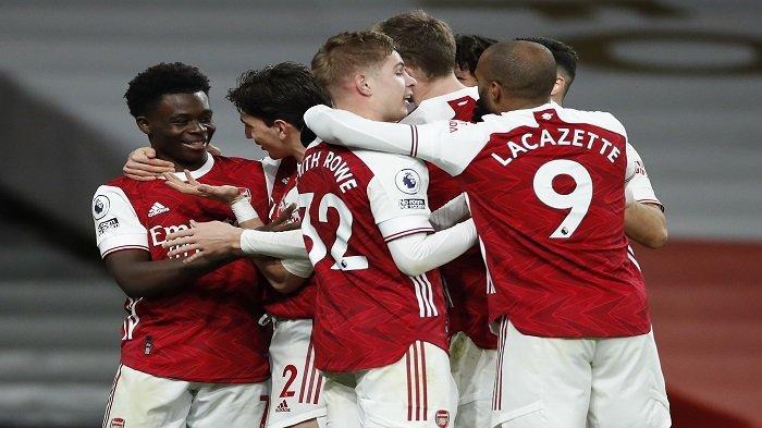 Siaran Langsung Liga Inggris Malam Ini: Arsenal vs Crystal Palace, Ancaman The Gunners, Live Mola TV
