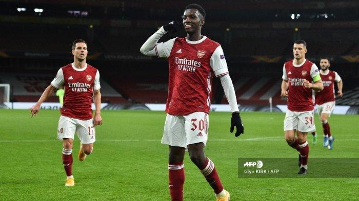 Molde vs Arsenal Liga Eropa, Arteta Andalkan Skuat Muda The Gunners