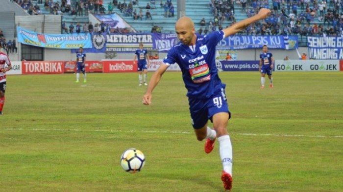 Daftar 18 Pemain PSIS Semarang Hadapi Tira-Persikabo Liga 1 2019, Bruno Silva dan Jandia Eka Absen