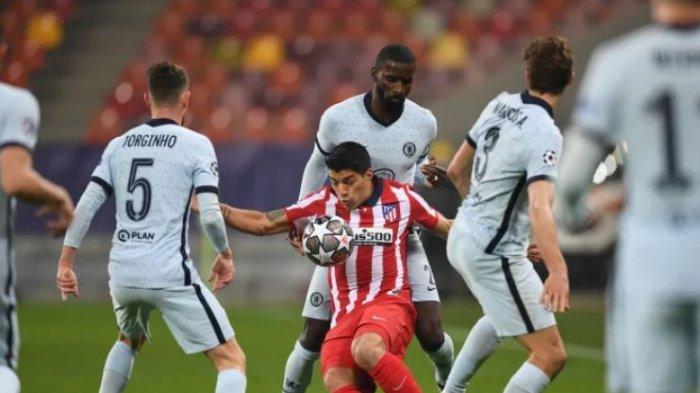 HASIL Liga Champions - Ternyata Thomas Tuchel Siapkan Strategi Ganda saat Hajar Atletico Madrid