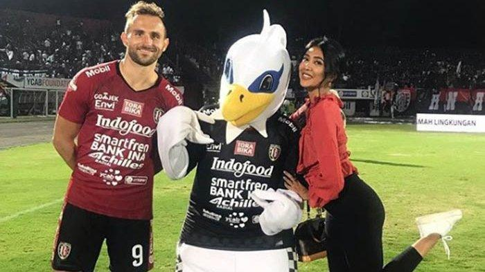 Striker Bali United, Ilija Spasojevic