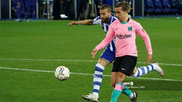 Antoine Griezmann: Saya akan Tetap Gondrong Meski Barcelona Meminta Cukur Rambut