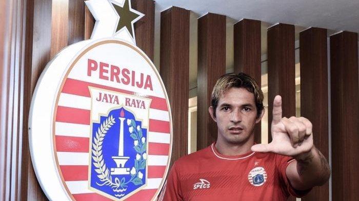 Transfer Pemain Liga 2: Status Eks Bomber Persija Jakarta bersama Sriwijaya FC Masih Ngambang