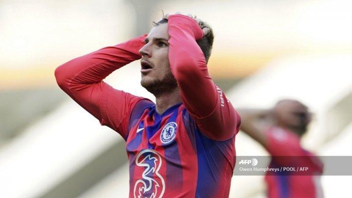 Balik Kandang ke Chelsea, Timo Werner Disambut Tembok Tebal Liga Inggris