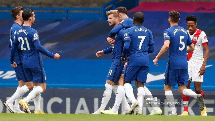Prediksi Skor Newcastle vs Chelsea Liga Inggris, Live Mola TV: Upaya The Blues Jaga Tren Kemenangan