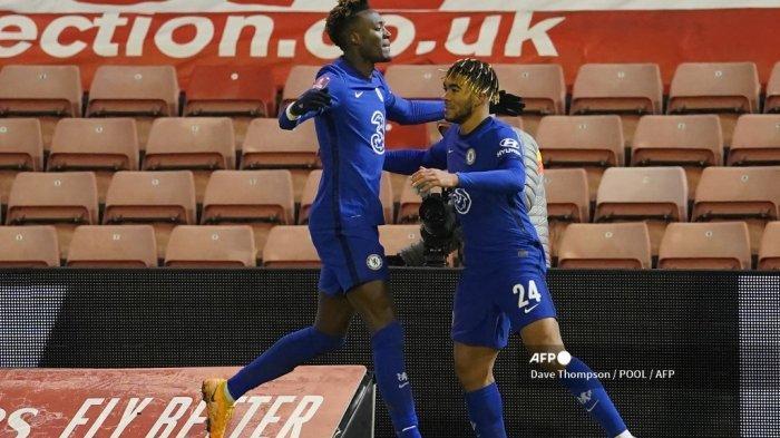 HASIL Piala FA Barnsley vs Chelsea, Tammy Abraham Jadi Pahlawan The Blues