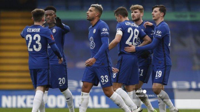 HASIL Piala FA - Duo Jerman Rekrutan Mahal Chelsea Akhiri Paceklik Gol
