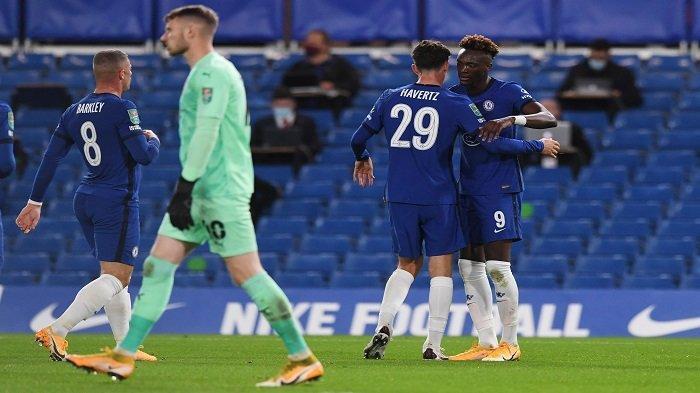 Hasil Chelsea vs Barnsley, Pecah Telor, Kai Havertz Butuh 153 Laga demi Bisa Cetak Hattrick Perdana