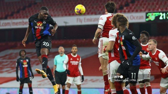 Reaksi Mikel Arteta Usai Kemenangan Beruntun Arsenal Terhenti di Tangan Crystal Palace