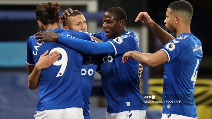 TERBARU Hasil Klasemen Liga Inggris: Everton Samai Poin Liverpool dan Dekati Chelsea