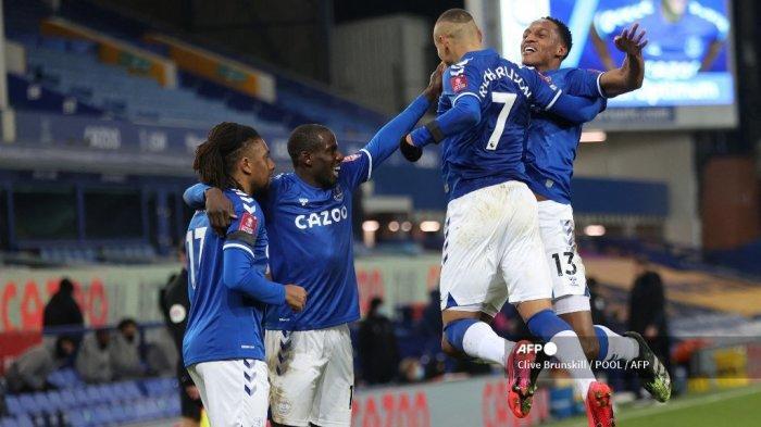LIVE STREAMING Liverpool vs Everton Liga Inggris, Kapan The Toffees Menang Terakhir di Anfield?