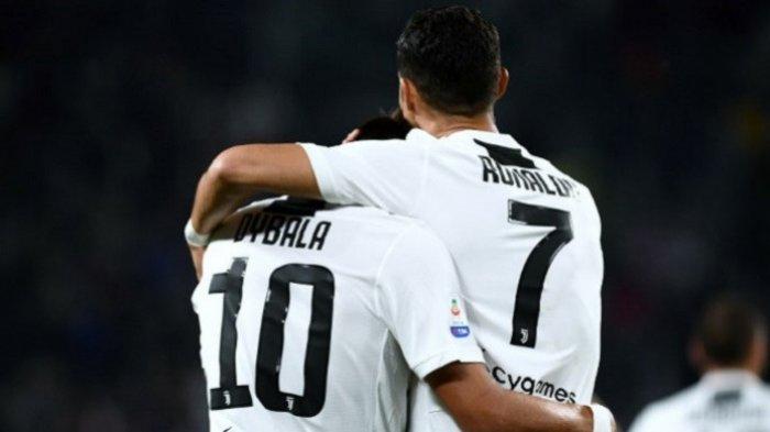 Cristiano Ronaldo dan Dybala Duet Bomber Derby Turin? Liga Italia Malam Ini Juventus vs Torino