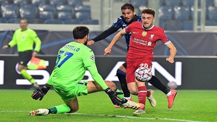 Nonton Live Streaming Liverpool Vs Atalanta Di Liga Champions Saksikan Pukul 03 00 Wib Tribunnews Com Mobile