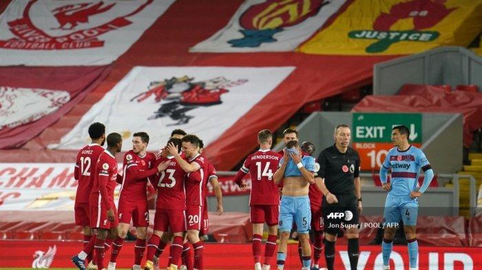Live Streaming Liverpool Vs Atalanta Liga Champions Akses Link Di Sini Tribunnews Com Mobile