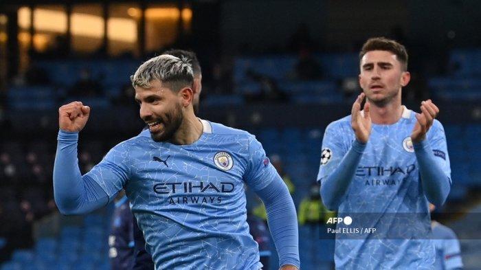 Rajutan Mimpi Sergio Aguero Bersama Manchester City Menuju Titik Kenyataan Terindahnya