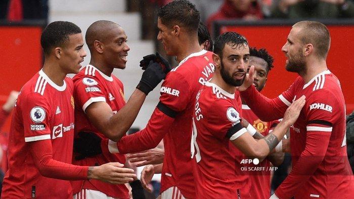 Jadwal Liga Inggris Pekan ke-8, Live Mola TV, Leicester City vs MU, Arsenal vs Crystal Palace