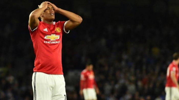 LIVE STREAMING Arsenal vs Manchester United, Reaksi Solskjaer, Martial 7 Laga Tanpa Cetak Gol