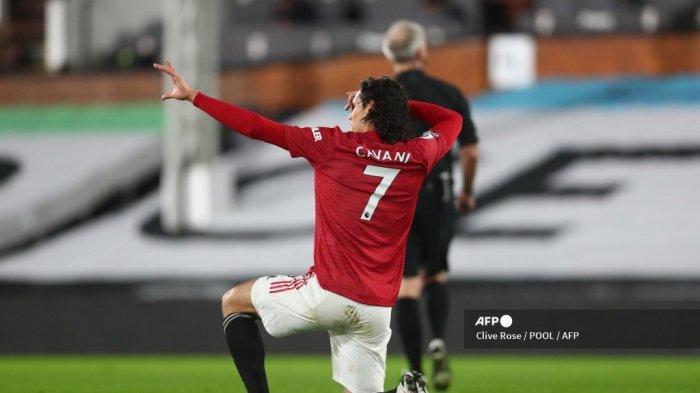 Dua Hal yang Bikin Pelatih Man United Ole Gunnar Solskjaer Terkesan pada Edinson Cavani