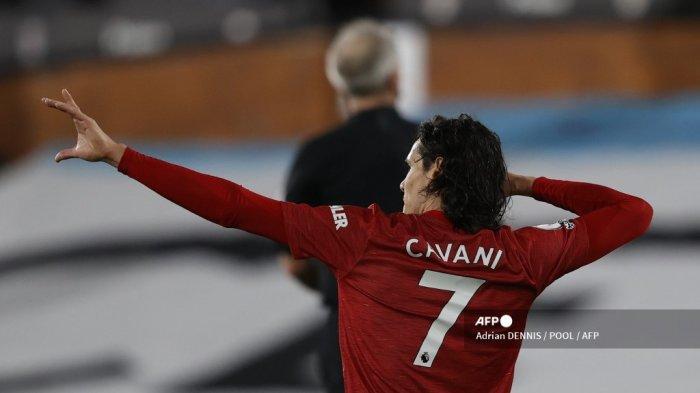 Alasan Utama Solskjaer Ingin Perpanjang Kontrak Cavani di Manchester United