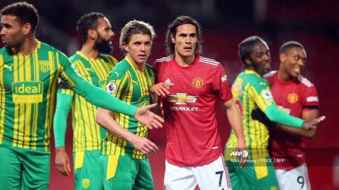 HASIL Liga Inggris Tadi Malam - Manchester United dan Chelsea Raih 3 Poin, Manchester City Keok
