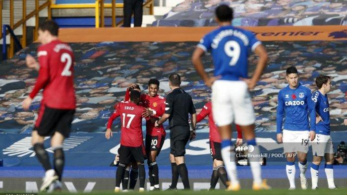 Sedang Tayang Live Streaming Manchester United vs West Brom Liga Inggris, Ini Link Mola TV