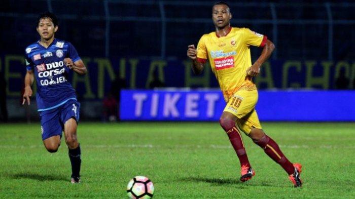 Sriwijaya FC Diprediksi tak Berjalan Mulus Rekrut Hilton Moreira