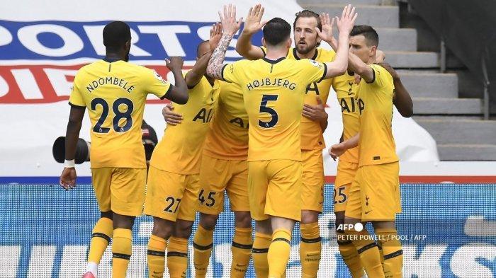 HASIL KLASEMEN Liga Inggris: Spurs Lompati Liverpool Gagal Salip Chelsea, MU Jauhi Leicester