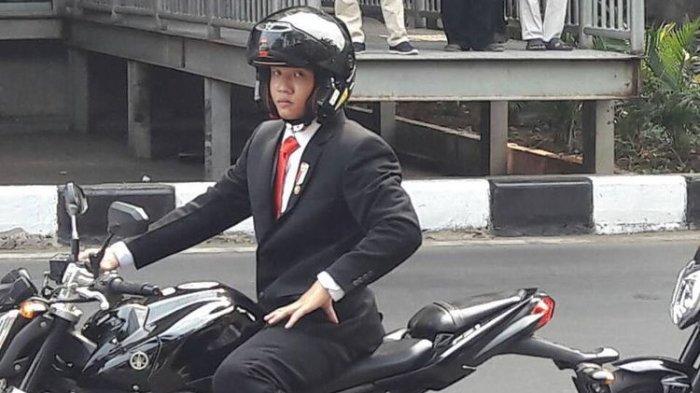 Stuntman Jokowi Buka Suara, Ada Rasa Hormat dan Terima Kasih