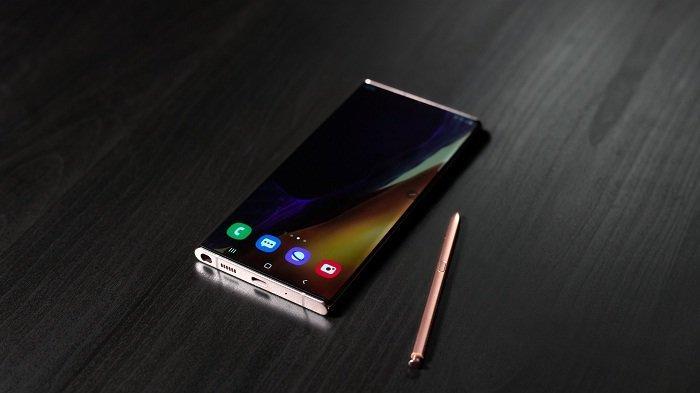 Mempermudah Pekerjaan, Samsung Galaxy Note20 Series Dilengkapi Audio Bookmark