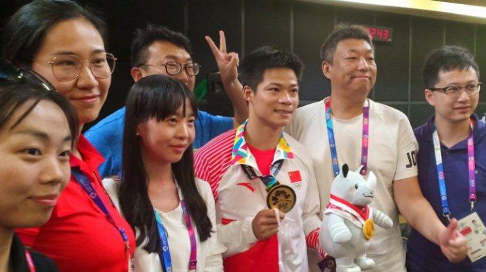 Ada Kisah Mengharukan di Balik Kesuksesan Manusia Tercepat Asia di Asian Games 2018