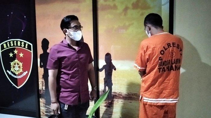 Pria di Bandar Lampung Tega Jual Istri ke Pria Hidung Belang dan Menganiaya Saat Setoran Kurang