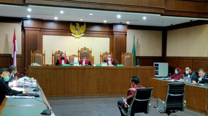 Suami Jaksa Pinangki Mengaku Tak Tahu Soal Foto Foto Uang Asing Di Laptop Pribadinya Tribunnews Com Mobile