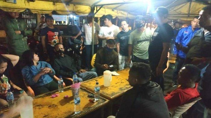Ucok Tewas Ditikam Sesama Pengunjung Kafe, Bermula dari Senggolan Saat Asyik Berjoget