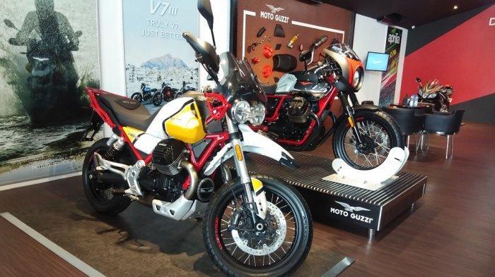 Dealer Motoplex Gaia Moto dengan 4 Brand di Bawah Satu Atap di Jakarta, Suasananya Bak di Italia
