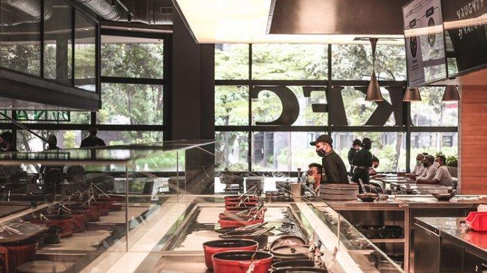 Restoran KFC Versi Sehat, Naughty by Nature, Berikut ...