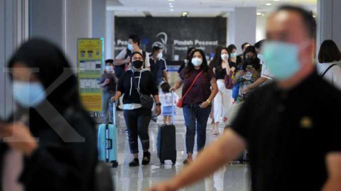 Syarat Perjalanan Naik Pesawat saat PPKM di Jawa-Bali, Cukup Tes Antigen jika Sudah Vaksin Kedua