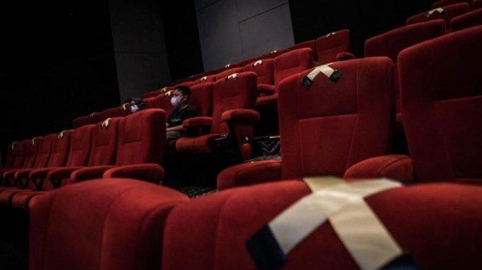 PPKM Diperpanjang, Bioskop Dibuka: Hanya Pengunjung Kategori Hijau dan Kuning Boleh Masuk