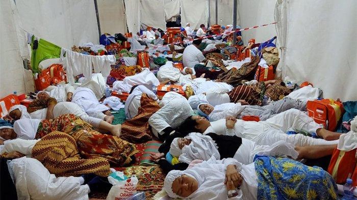 Tenda Sempit dan Minim Toilet Masih Jadi Masalah di Mina