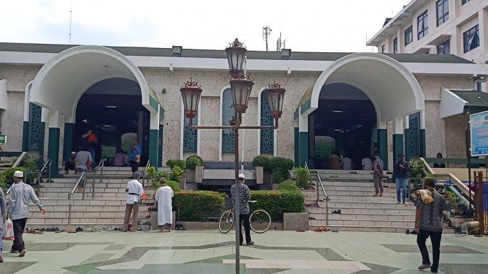 Dibuka Untuk Umum, Masjid Sunda Kelapa Gelar Salat Tarawih Berjamaah Ramadan Tahun ini