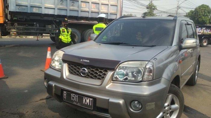 Mobil Pemudik di Tol Padalarang Dihalau, Disuruh Memutar Kembali ke Daerah Asal