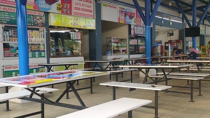 Jeritan Pedagang di Rest Area Tol Cipali Karena Larangan Mudik