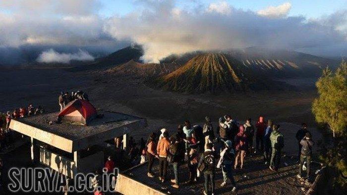 14 Maret Hingga 15 Maret 2021 Kegiatan Wisata di Gunung Bromo Ditutup Total
