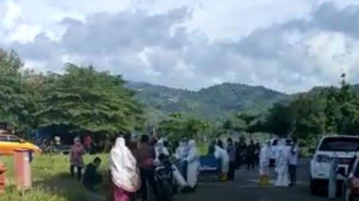 Sulawesi Barat Diguncang Gempa, Pasien Covid-19 Panik, Tinggalkan Rumah Sakit Pakai Ventilator