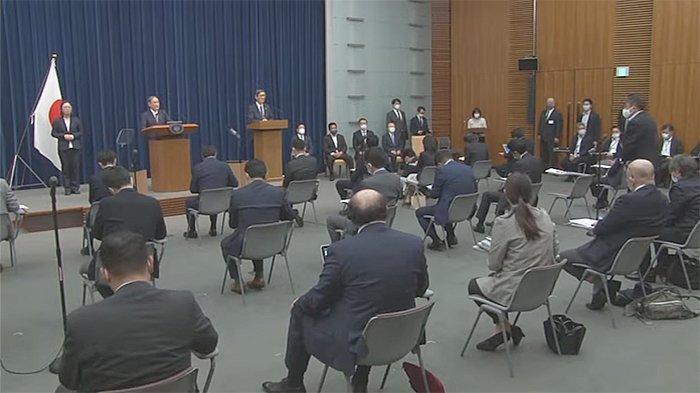PM Yoshihide Suga Ingatkan Kembali Peserta Olimpiade untuk Mengikuti Aturan di Jepang