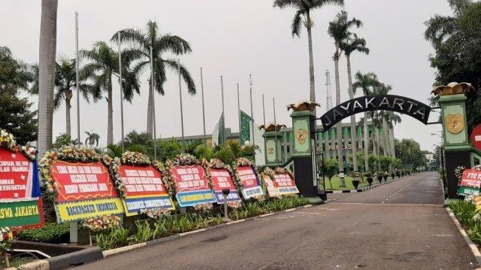 Datangi Makodam Jaya, Sejumlah Artis Dukung dan Apresiasi Langkah TNI Jaga Stabilitas Keamanan