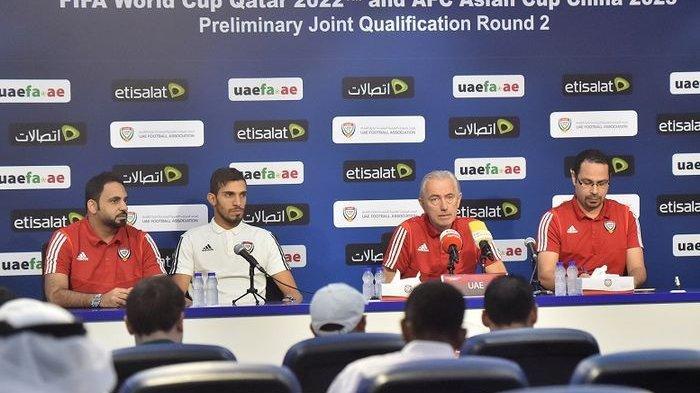 Pelatih yang Pernah Kalahkan Timnas Indonesia Dipecat dari Kursi Pelatih Uni Emirat Arab