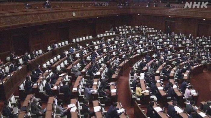 Anggaran Baru Akun Umum Tertinggi Disahkan Majelis Rendah Parlemen Jepang, 106,6 Triliun Yen