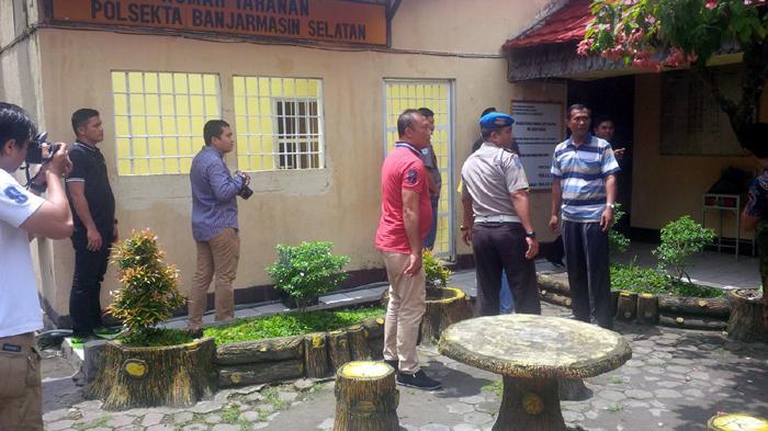 Tiga Tahanan Kabur akibat Petugas Jaga Lupa Cabut Kunci Tahanan