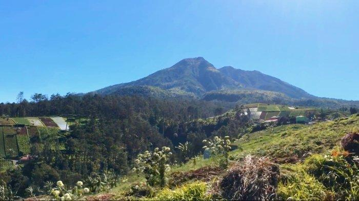 Gunung Lawu Diterpa Cuaca Buruk, 2 Pendaki Masih di Puncak, Baru Turun Besok Minggu