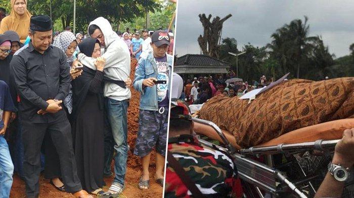 7 Cerita Haru dalam Pemakaman Massal Korban Tanjakan Emen, Penggali Kubur Bahkan Sempat Pingsan